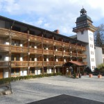 Yachthotel Chiemsee Front