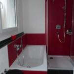 Ferienwohnung Bellaria - Badezimmer