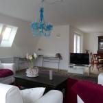 Ferienwohnung Bellaria - Wohnzimmer