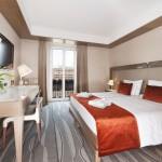 Grand Hotel Europa - Zimmer
