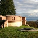 Historischer Wasserspeicher