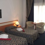 Palace Hotel Città - Zimmer