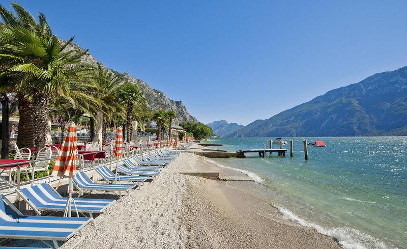 Best Beaches Lake Garda