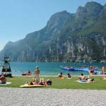 Riva del Garda - Strand