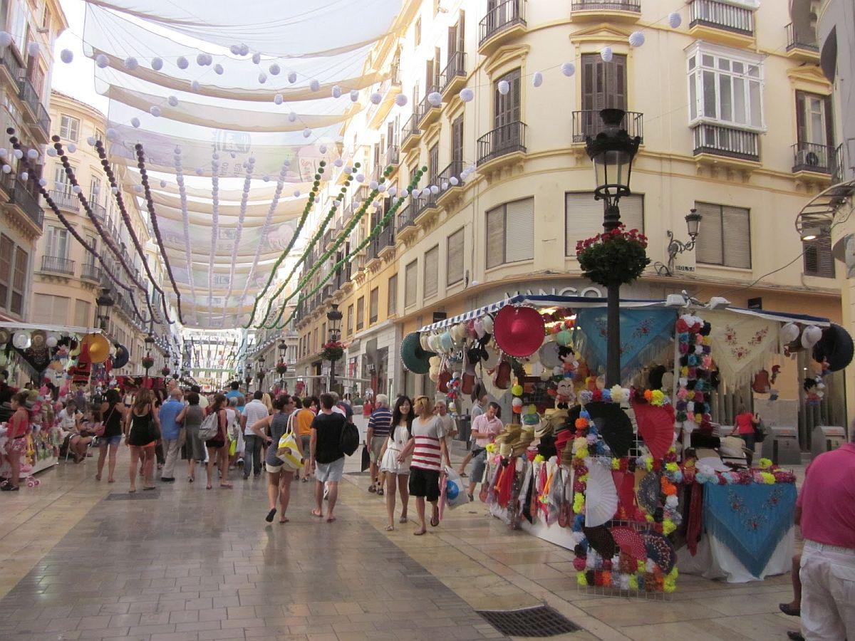 Malaga reisef hrer auf deutsch - Zara malaga centro ...