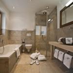 Alte und Neue Mühle - Badezimmer