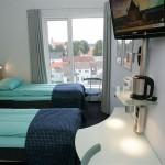 Cabinn Aalborg - Zimmer