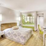 Hotel Giardino - Schlafzimmer