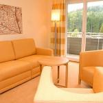 Hotel und Therme NOVA - Wohnzimmer