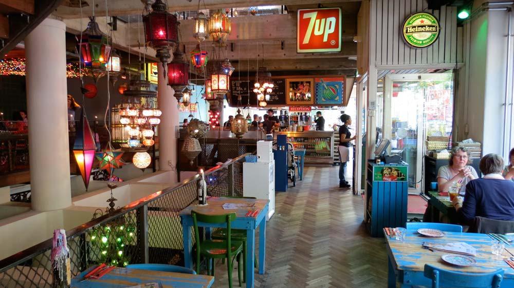Hotel Bazar Rotterdam Restaurant