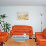 City Hotel - Wohnzimmer