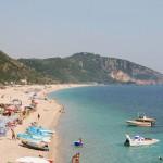Dhermi - Strand