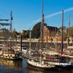 Die Maritime Meile Vegesack