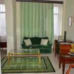 Hotel Cajupi - Wohnzimmer
