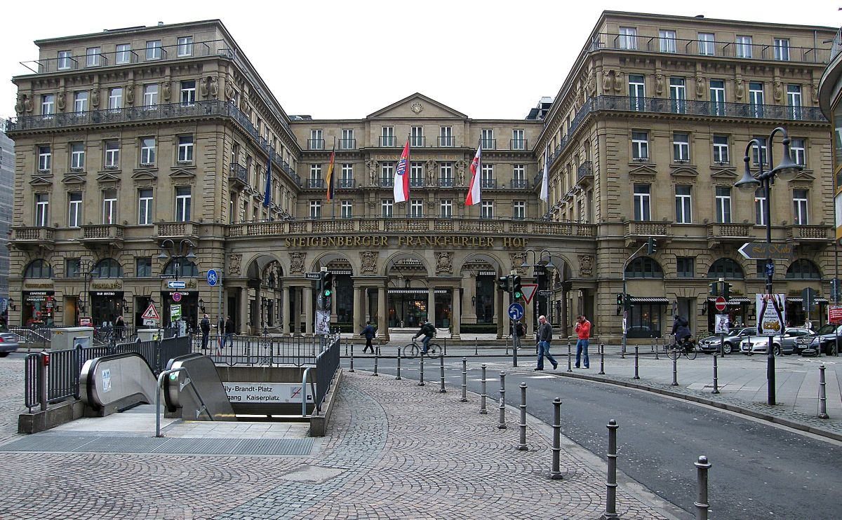 Hotel Bahnhof Frankfurt