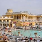 Das Széchenyi Thermalbad