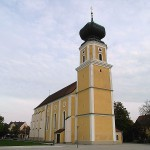 Die Pfarrkirche St. Ulrich