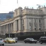 Gebäude des Parlaments von Victoria