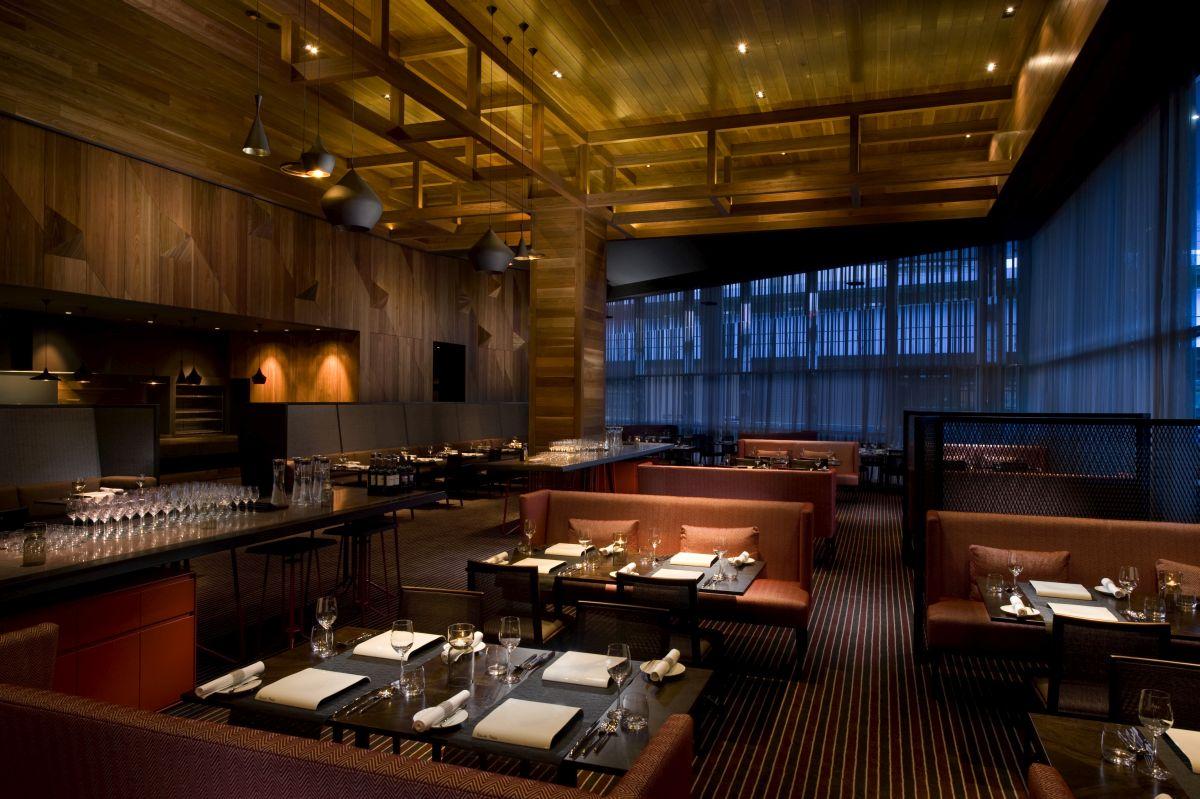 Atlantis Hotel Melbourne Restaurant