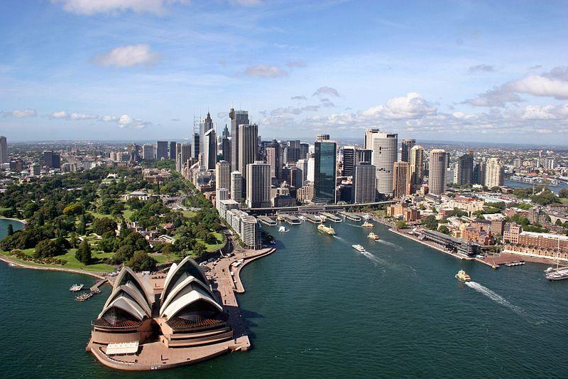 Sydney Hotelbuchung und Hotelreservierung online, Vergleich und Forum