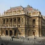 Ungarische Staatsoper - Budapest