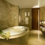 Grand Hotel Kempinski Geneva - Badezimmer