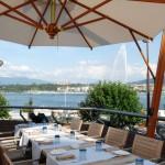 Grand Hotel Kempinski Geneva - Terrasse