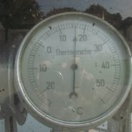 Thermometer Waging am See