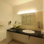 Fairmotel Dornbirn - Badezimmer