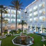 Terme Manzi Hotel & Spa - Garten
